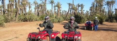 Excursion Quad en Marrakech   Marrakech Visita Guiada   Tourisme   Scoop.it