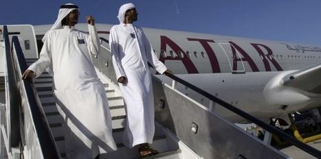 Qatar Airways déçoit Boeing en ne commandant pas le 777X - Challenges.fr | Aviation | Scoop.it