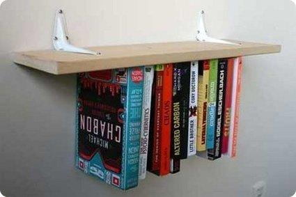 Top 56 des bibliothèques (mobilier) originales et insolites | [Actualités de l'infodoc] | Scoop.it