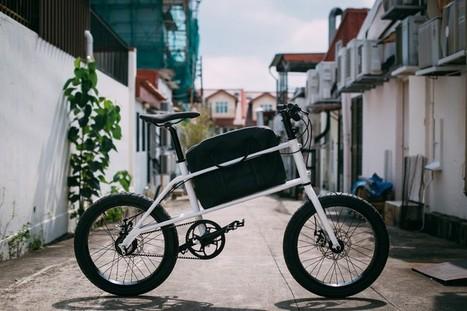 coast cycles unveils quinn cargo bike at SingaPlural 2015 | laurent | Scoop.it