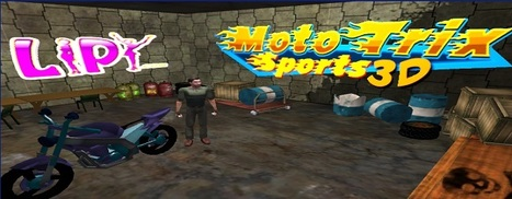 Moto Trix Sports 3D | Online game | Mopixie.com | Mopixie free online game play OFFS3T game, A very fun and addictive game pass in addition to adjusting the particular picture fragments of every stage so they touch up while using the photo. | Scoop.it