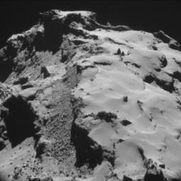 Philae è sbarcato sulla cometa. Ecco le prime immagini | Nòva | Planets, Stars, rockets and Space | Scoop.it