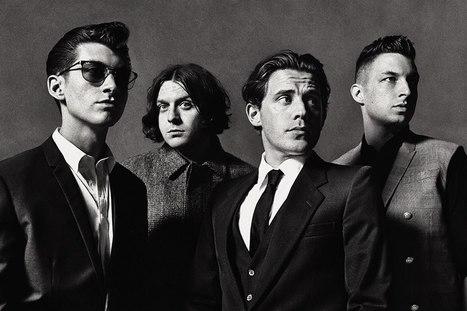 Arctic Monkeys e Disclosure na corrida aos prémios britânicos de composição | Arctic Monkeys | Scoop.it