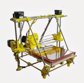 Proyecto escolar: construcción de una impresora 3D | REALIDAD AUMENTADA | Scoop.it