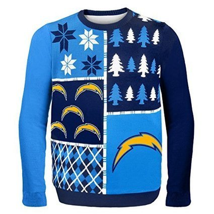 San Diego Chargers Ugly Christmas Sweaters | Ideas for Christmas Gifts and Decorating | Scoop.it