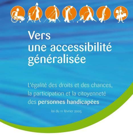 Vers une accessibilité généralisée | URBACCESS | Scoop.it