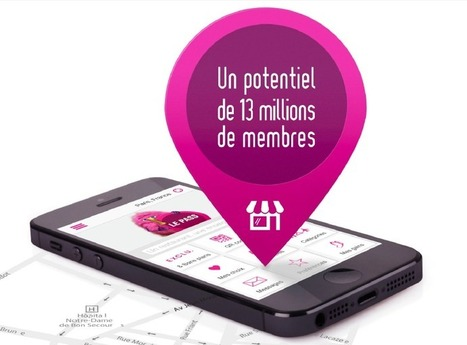 Vente-privée se lance dans le mobile in store | Mobile -TO_IN store | Scoop.it