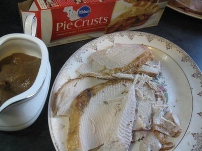 Thanksgiving leftovers - New England turkey pie recipe | La Terrazza ancona | Scoop.it