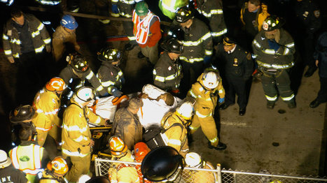 Second Avenue Subway Worker Is Freed After Hours in Mud | Work Accident Safety News | Scoop.it