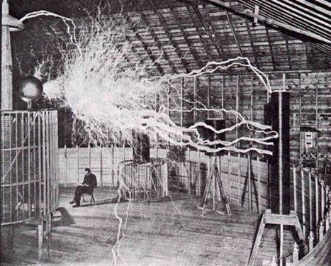 Tajemnicze wynalazki [cz. 2]. Nadajnik powiększający iwieża Wardenclyffe | Fascinating world of science | Scoop.it