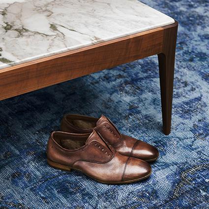Fabi Shoes S/S 2014 color trends: leather | Le Marche & Fashion | Scoop.it