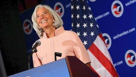 Les femmes vont sauver l'économie mondiale, selon le FMI | Egalité pro femmes - hommes | Scoop.it