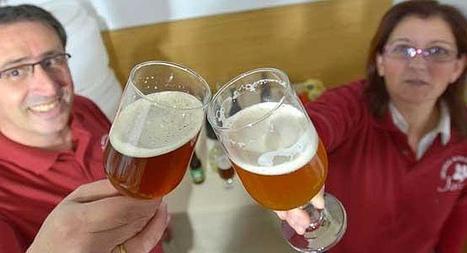 Noticia periódico: Cerveza hecha en la cocina de casa | Cervejas - Material Complementar | Scoop.it