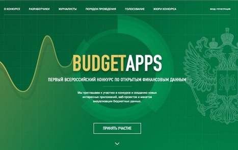 BudgetApps: The First All-Russia Contest on Open Finance Data | Open Knowledge Foundation Blog | Open Knowledge | Scoop.it