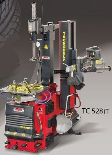 BulletPro TC528IT Tyre Changer with Right Assisting Arm Made in Italy ~ Autel Diagnostic Scan Tools | Diagnostic Scan Tool | Scoop.it