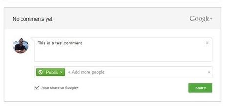[How To] Add Google+ Comments to WordPress | Stratégie digitale et médias sociaux | Scoop.it