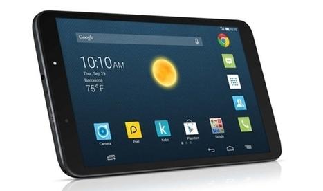 Alcatel OneTouch Hero 8 : une jolie tablette octa-core et compatible ... - LesMobiles.com | ALCATEL ONE TOUCH vu par le web | Scoop.it