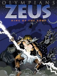Graphic Novel Review: 'Zeus' by George O'Connor | Graphic novels in the classroom | Scoop.it