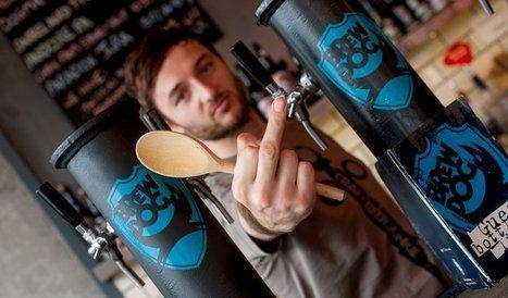 How BrewDog became an international craft beer player   BEER!   Scoop.it