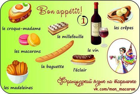 Bon appétit ! | FLE enfants | Scoop.it