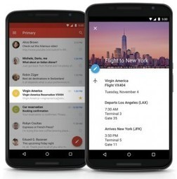 Google réinvente l'application Agenda pour Android - Les Outils Google | Geeks | Scoop.it