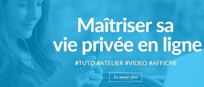 NetPublic » Vie privée sur Internet : Outils pédagogiques pour sensibiliser les jeunes | TIC et TICE mais... en français | Scoop.it