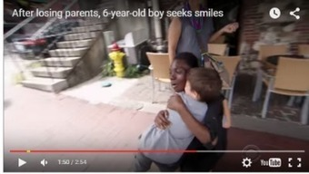 Weekly Heart Opener: Orphaned Boy Wants the World To Smile | Eileen Anglin | Compassion in Action | Scoop.it