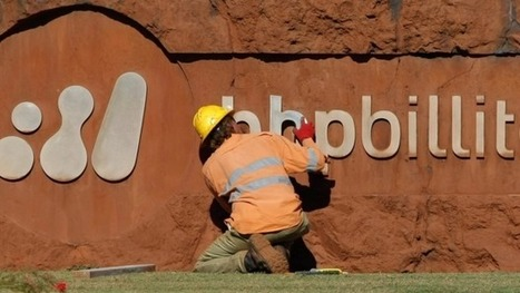 BHP profit dives but beats expectations, dividend up | Aluminium and Mining industry | Scoop.it