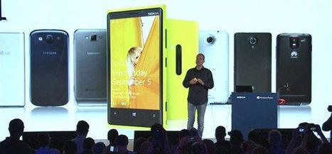 Microsoft and Nokia Unveil New Lumia Phones   Microsoft   Scoop.it