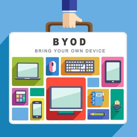 BYOD: What Training Professionals Need to Know - eLearning Industry | BYOC, BYOP, BYOD | Scoop.it