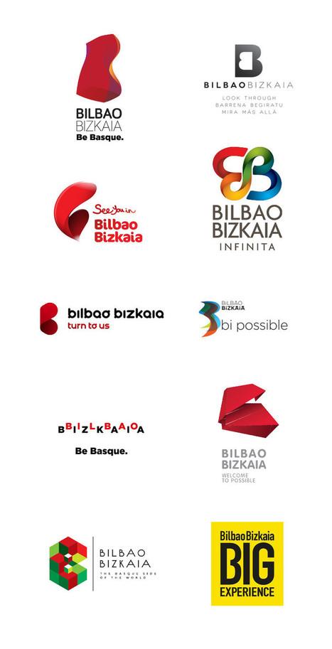 Bilbao (Bizcaia, Spain) selects winner logo contest #citybranding | Bilbao | Scoop.it