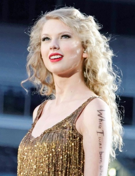 Death of Autograph- How Social Media changed Entertainment Business? Tells Taylor Swift | Current Online Marketing Trends | Scoop.it