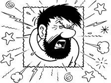 Générateur d'Insultes du Capitaine Haddock | A propos de la bande dessinée | Scoop.it
