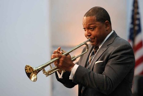To Really Appreciate Louis Armstrong's Trumpet, You Gotta Play it. Just Ask Wynton Marsalis | Jazz Plus | Scoop.it