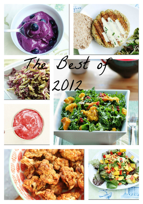 Best of 2012: My Favorite Vegan and Raw Recipes | Vegetarian recipes and cooking | Scoop.it