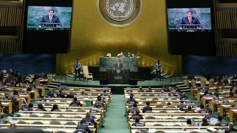 Venezuela's Maduro Calls for Shakeup at UN   Prospect of Venezuelan Democratization   Scoop.it