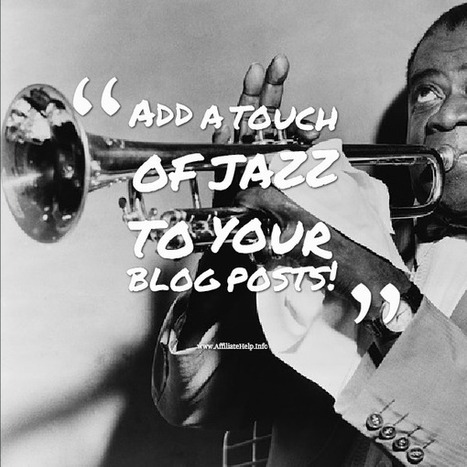9 Ways To Jazz Up Your Finished Blog Post | The Joys of Blogging | Scoop.it