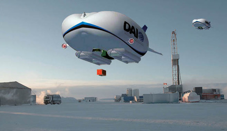 Airships Could Prove a Lifeline in the Arctic | Technology and Gadgets | Scoop.it
