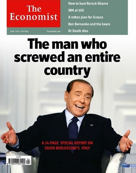 Italie / Eco: quand Berlusconi justifie ouvertement la corruption... | 694028 | Scoop.it