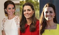 The Duchess of Cambridge's royal tour accessories: Get the look - hellomagazine.com | Pencils, Skirts & Heels | Scoop.it