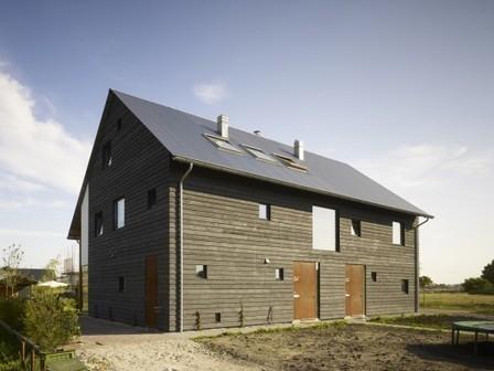 Double Dwelling in Den Hoorn / DP6 Architectuurstudio | Idées d'Architecture | Scoop.it