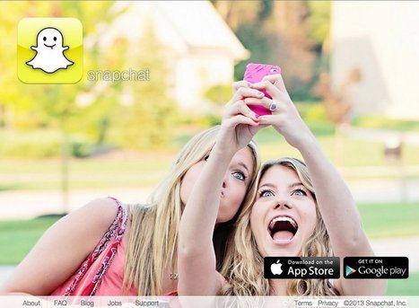 Why Snapchat is Valuable: It's All About Attention - Danah Boyd | apophenia » | #eHealthPromotion, #web2salute | Scoop.it