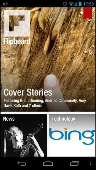 Flipboard for Android in Beta: How It Compares with Google Currents | Entrepreneurship, Innovation | Scoop.it