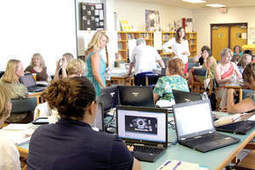 Project-based learning topic of workshop for city teachers - Martinsville Bulletin | Project Based Learning | Scoop.it