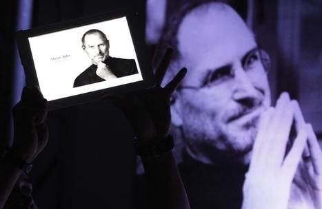Steve Jobs, père fondateur d'un certain futur - Arts & Spectacles - France Culture | Entrepreneurship and startup | Scoop.it