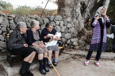 Πώς τράβηξα τη φωτογραφία που συγκίνησε τα social media | My View of Greece - Ελλάδα | Scoop.it