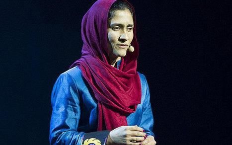 Shabana Basij-Rasikh: education is not for an individual alone - Telegraph | Bag the elephant | Scoop.it