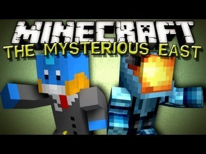 The Mysterious East Map for Minecraft (1.8/1.7.10/1.7.2) | MinecraftMaps | Scoop.it