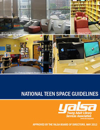 Teen Space Guidelines | Young Adult Library Services Association (YALSA) | Library Spaces: Creating a Learning Commons | Scoop.it