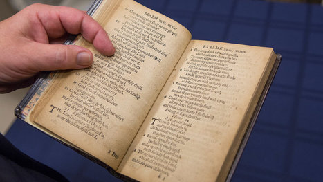 Book Published in 1640 Sets a Record at Auction ~ NY Times | :: The 4th Era :: | Scoop.it